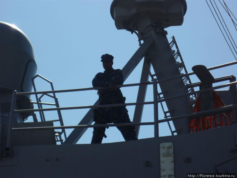 Американский моряк
