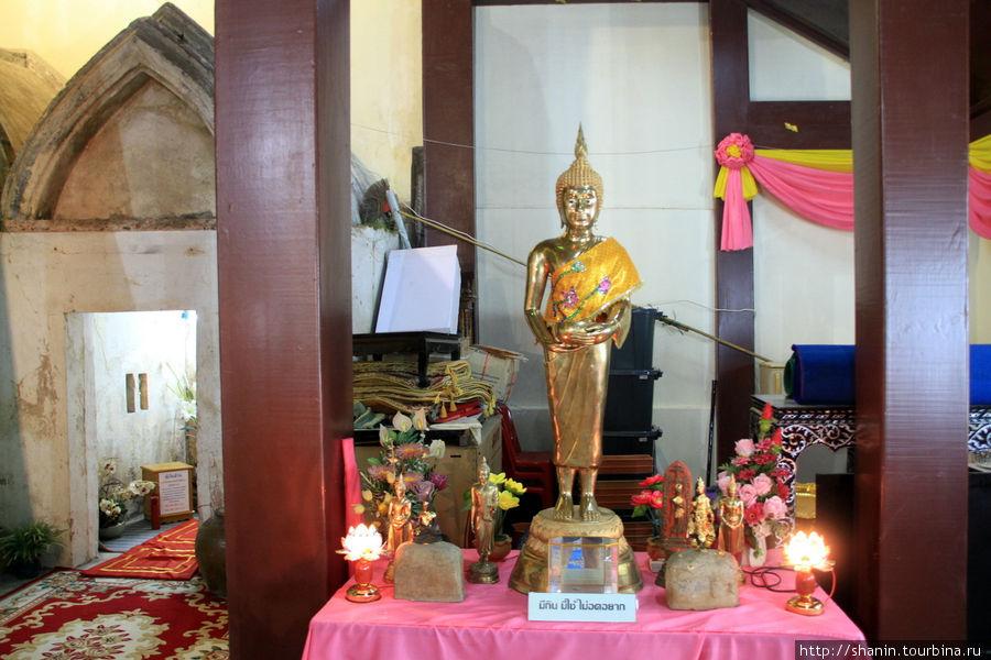 Ват На Пхрамаин в Аюттхае