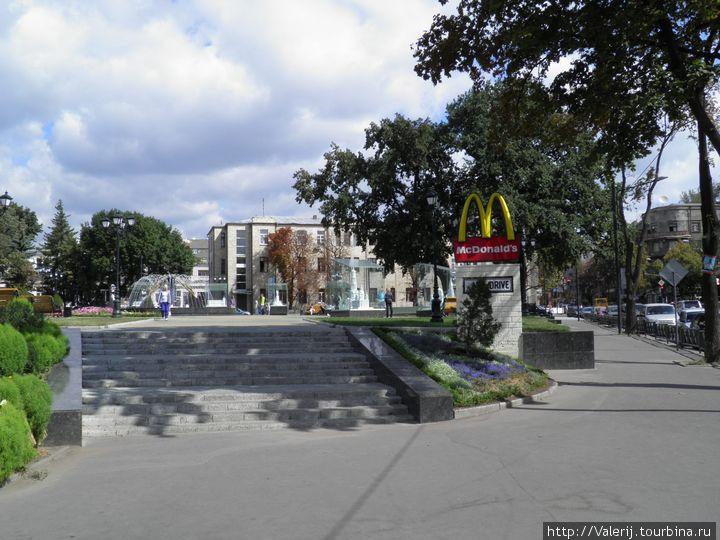 Площадь Архитекторов