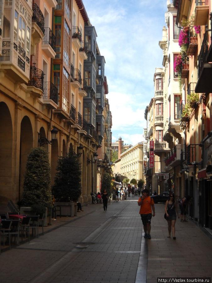 На прогулке по улице