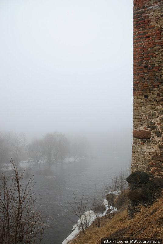 Вид на Мемеле от Старого замка