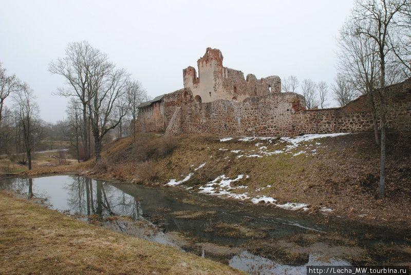 Добельский замок