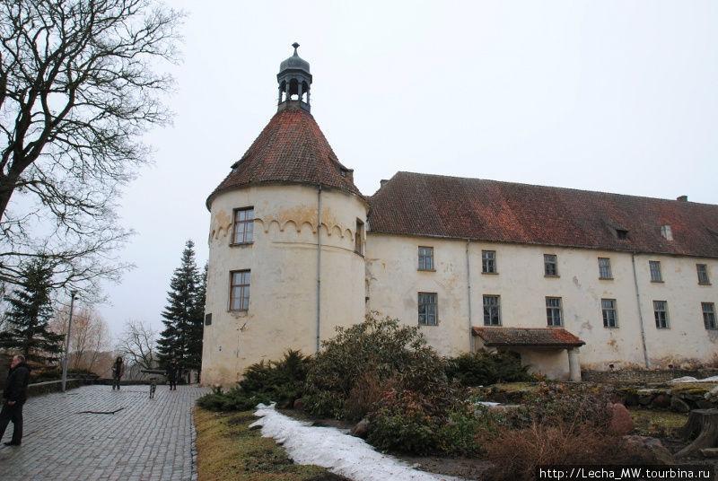 Яунпилский замок