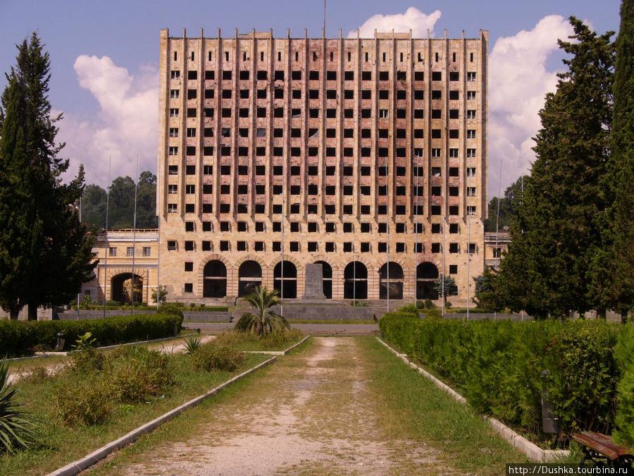 Президентский дворец.2009г.