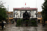 Железнодорожный вокзал в городе Винь