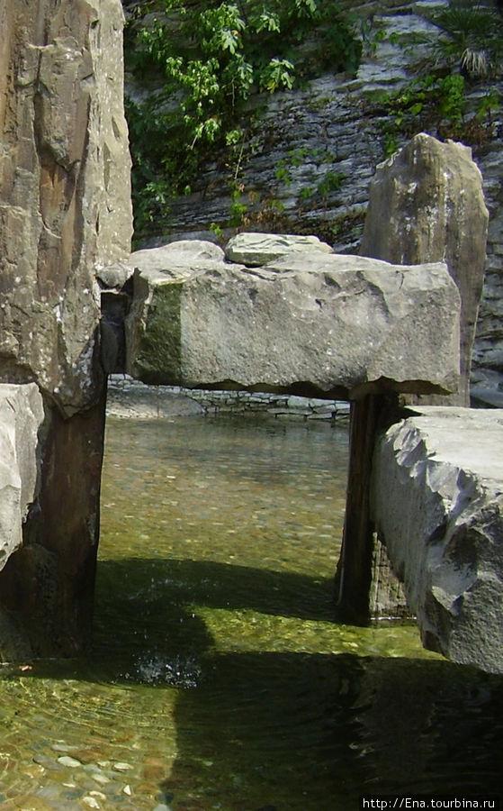 Сочи-2006. Источники Мацесты