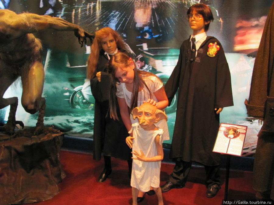 Гарри Поттер.