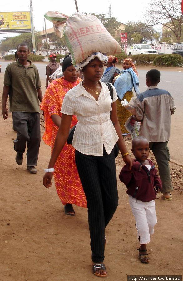 Танзанийская мода