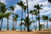 пляж у американцев красивый.