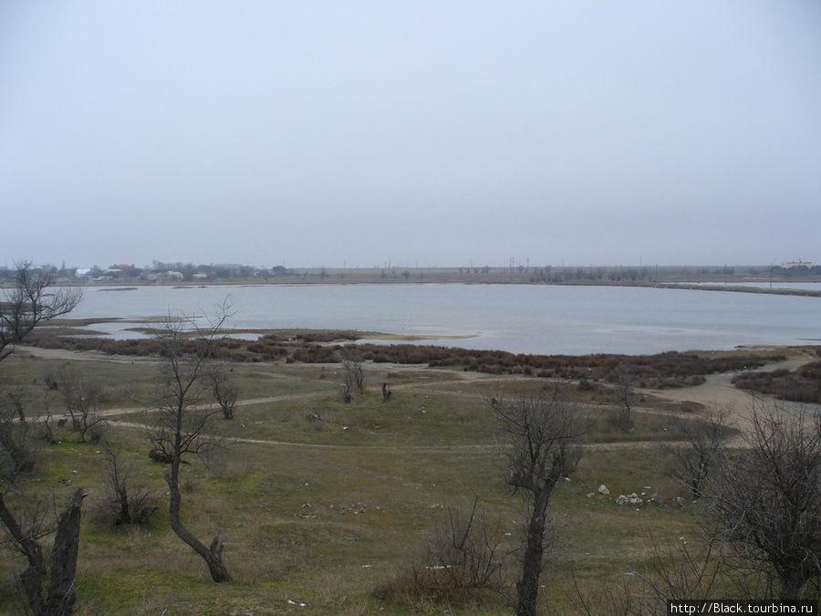Озеро Ялы-Майнак