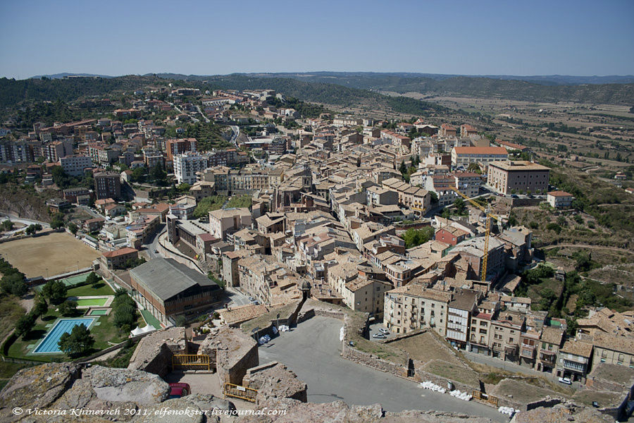 Городок Кардона.