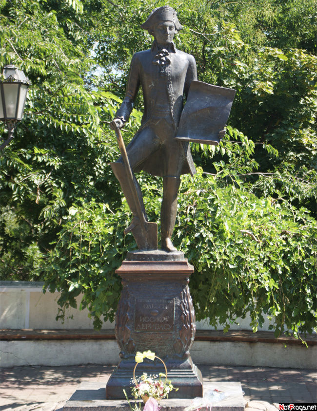 Памятник де Рибасу