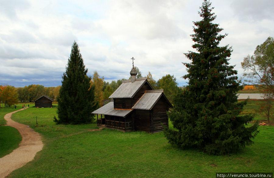 Клетская церковь Троицы (