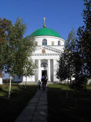 Церковь Святониколаевская