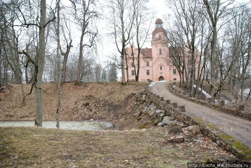 Замок в Эдоле