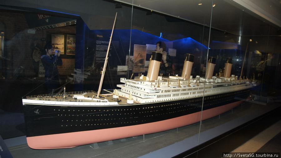 Знаменитый Титаник