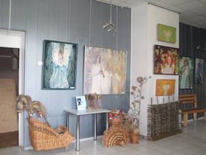 Выставка гобеленов ручного ткачества «В тишине»