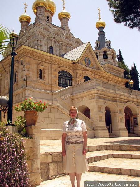 У монастыря Марии Магдали