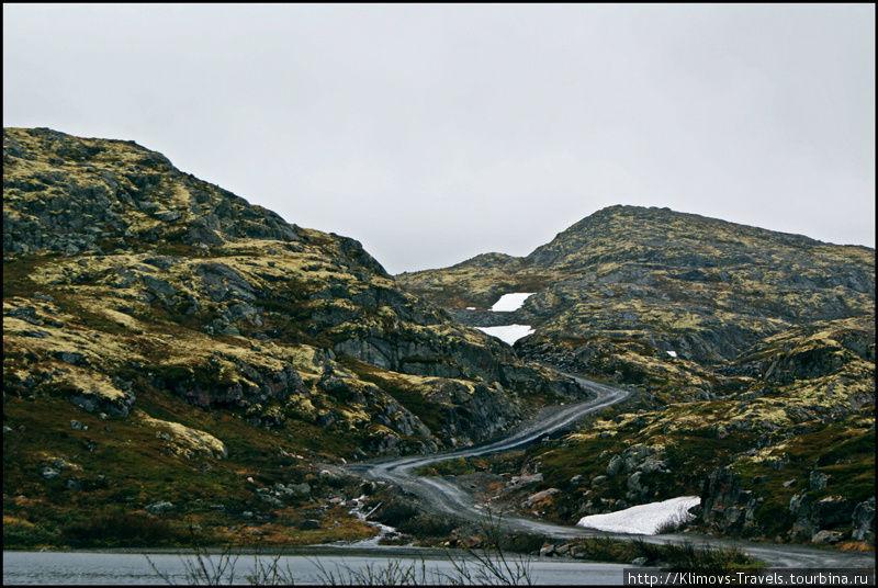 Перевал Муста-Тунтури