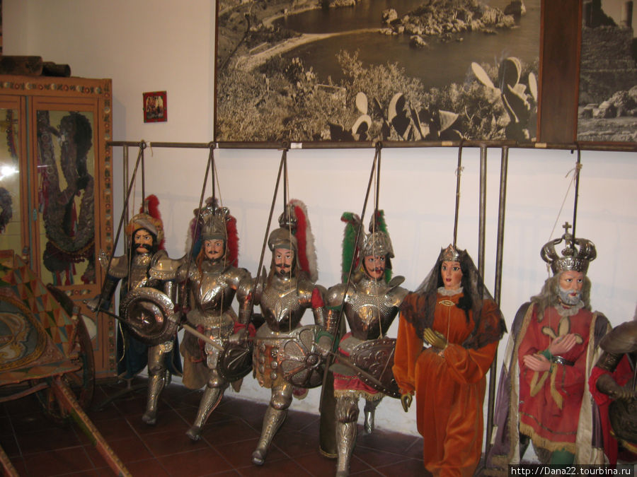 Традиционные марионетки
