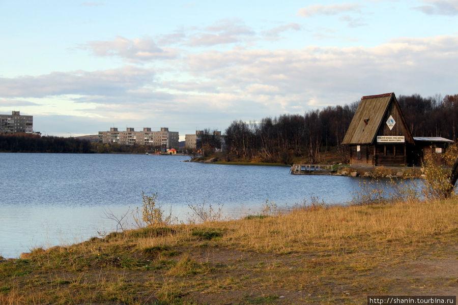 лодочные станции в мурманске