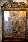 Икона Чудны дела твои, Господи.  Я.Корнарос Конце XVIII века.