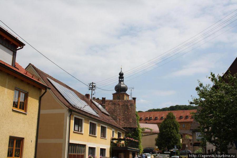 Главная улица от вокзала