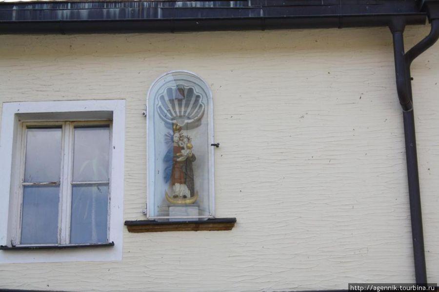 Мария — святая покровительница Баварии