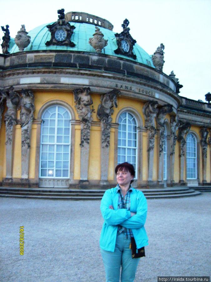 Дворец сохранился в неизмененном виде с середины XVIII века и почти не пострадал во время Второй Мировой войны