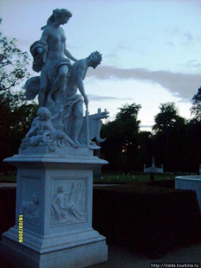 3 тысячи скульптур украшают парк
