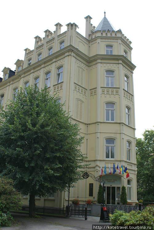 Курортный отель «Павлов»