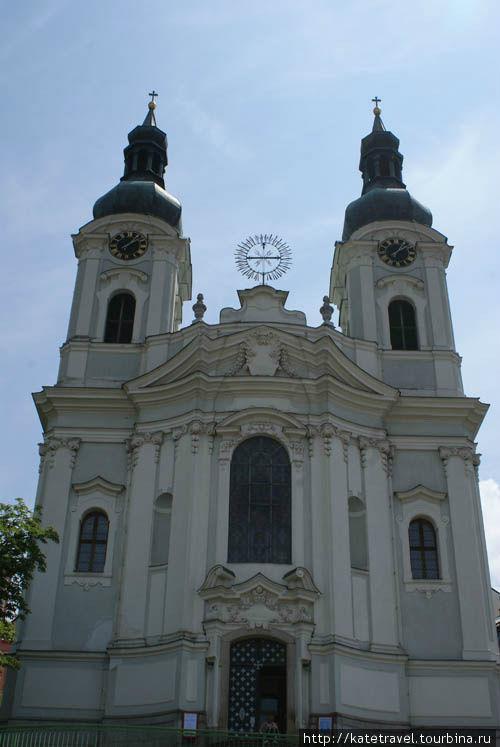 Храм Святой Марии Магдали