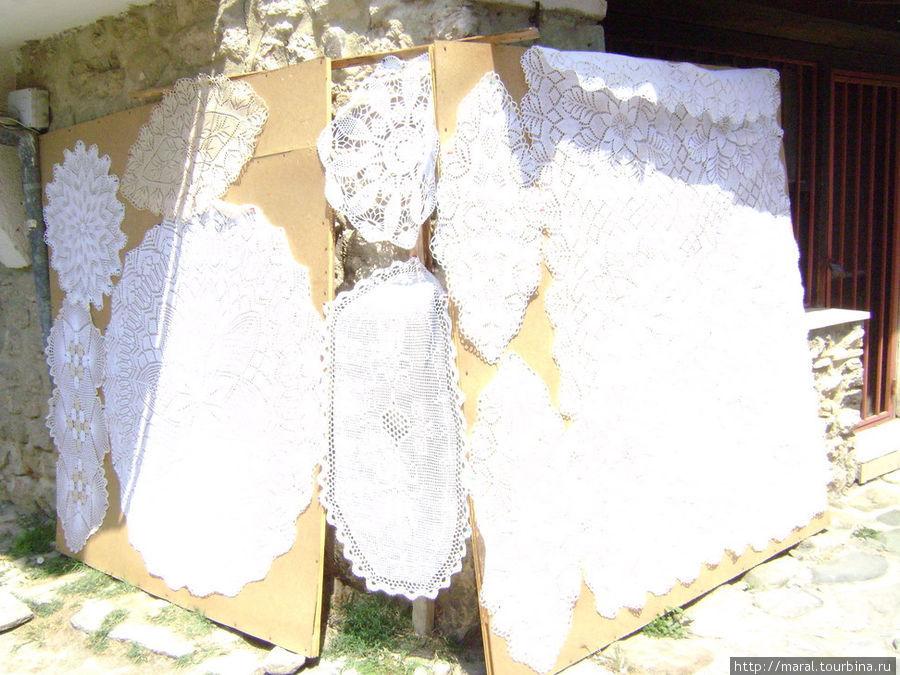 Болгарская вышивка