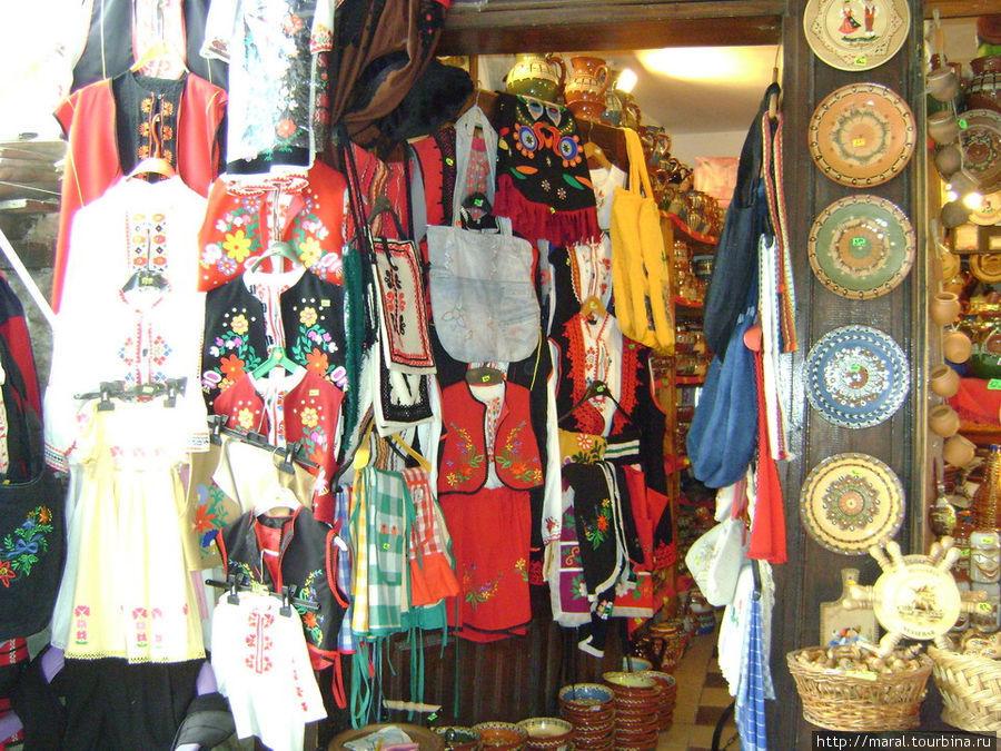Одежда в национальном стиле