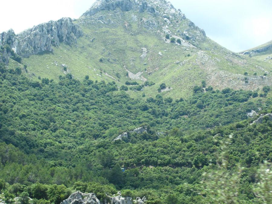 Горы Трамунтана