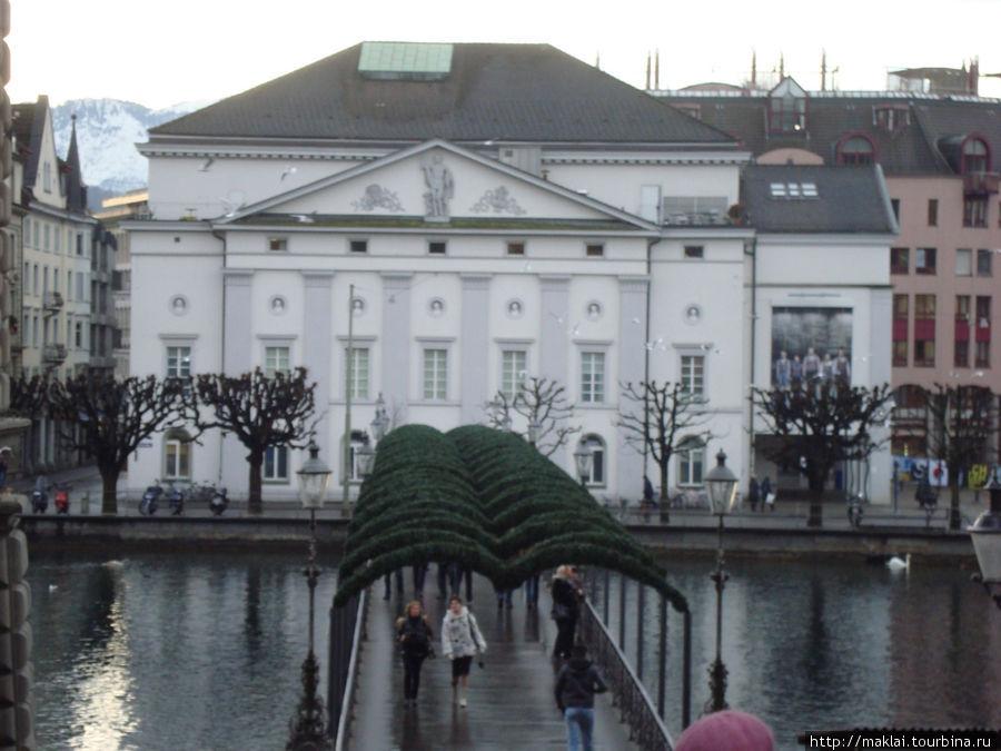 Люцерн. Музыкальный театр.