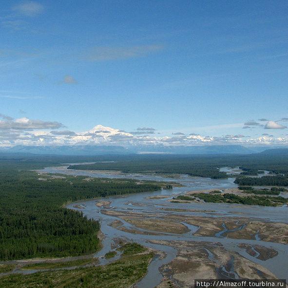 Аляска, река Суситна