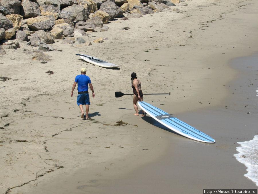 лайф из лайф пляж Малибу