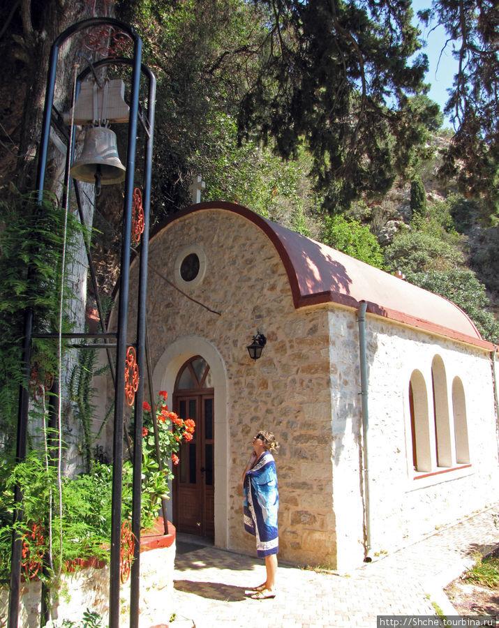 отреставрированная старая церковь