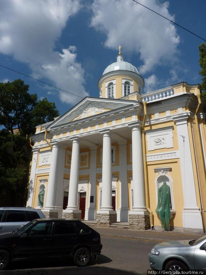 Лютеранская церковь Св. Е