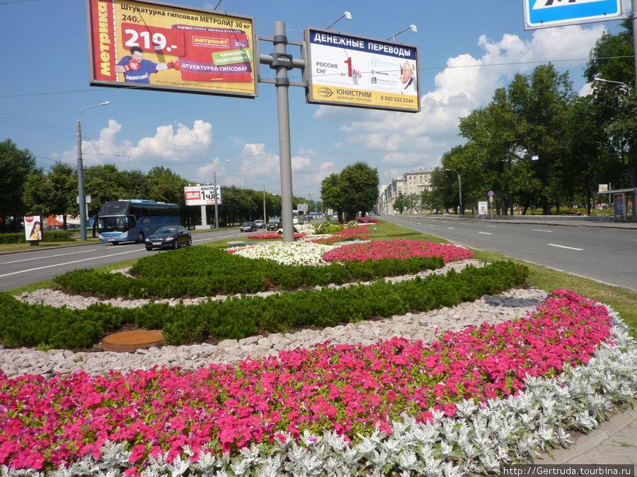Площадь Морской Славы.