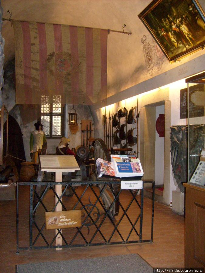 Особая достопримечательность Ротенбурга — средневековая камера пыток