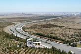 Дорога в Ашхабад с тропы здоровья