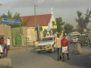 Дороги Гаити