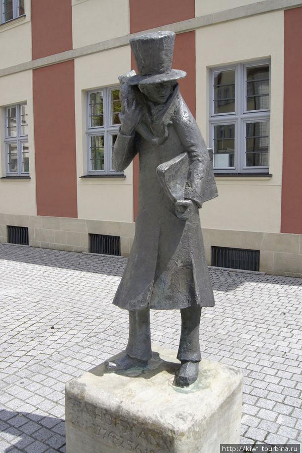 Памятник Гофману