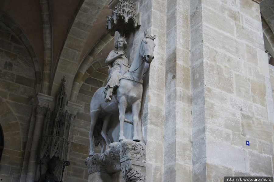 Бамбергский всадник