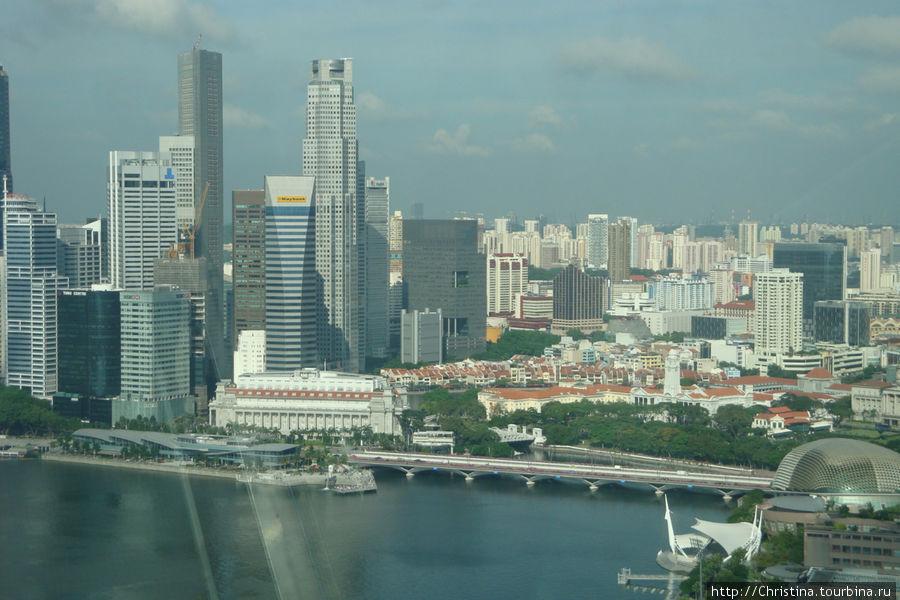 Сингапур. Точка отсчета.