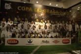 Есть большое фото команды, которая играла на Чемпионате Бразилии 2010.