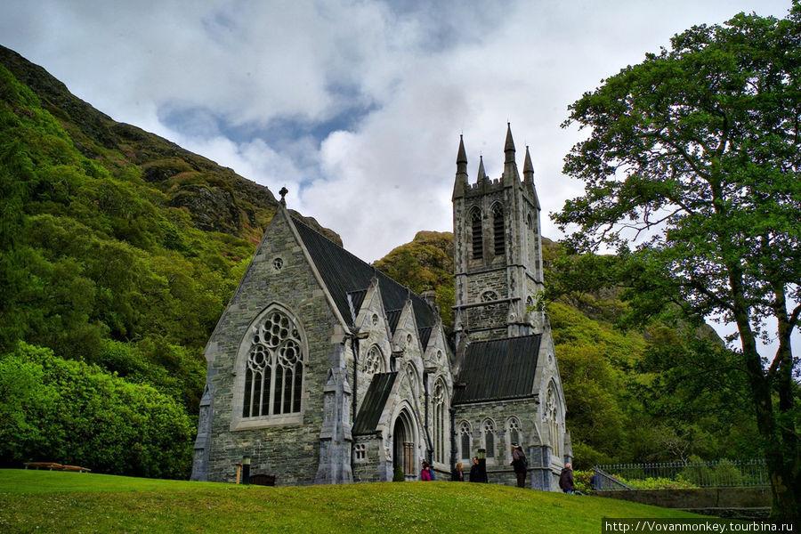 Церковь в честь Маргарет Генри.