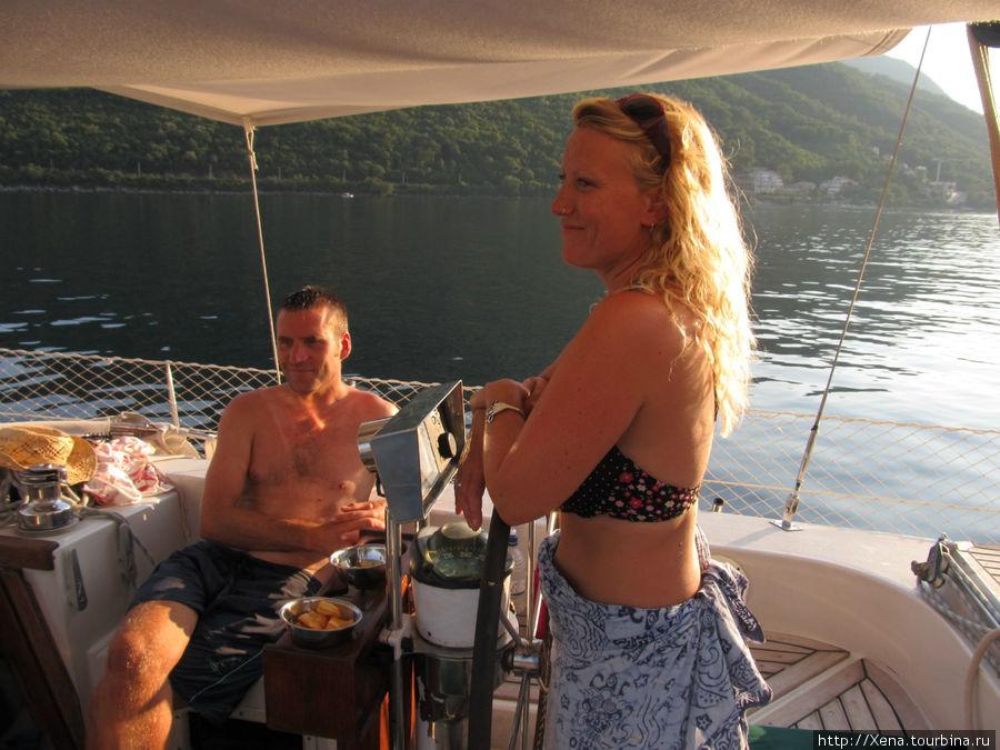 Тим и Кэти